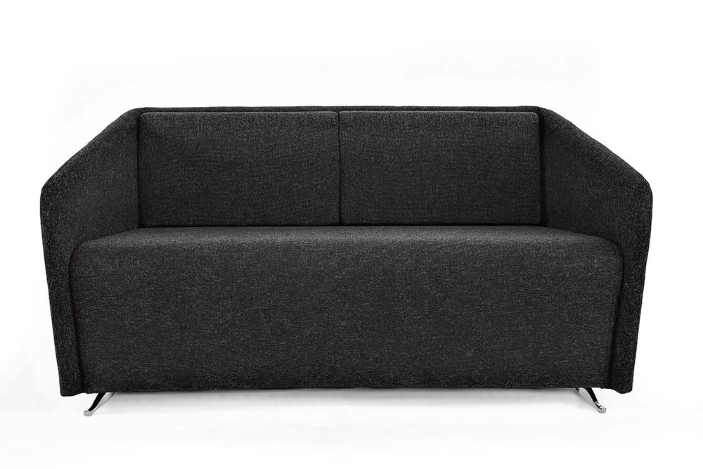 schlafsofa 2er cool slide view berwick midcentury sleeper. Black Bedroom Furniture Sets. Home Design Ideas
