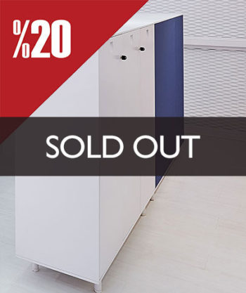 metal cabinet sold out