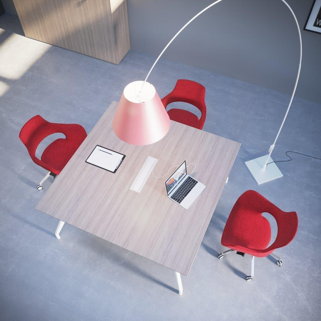 Aria meeting table